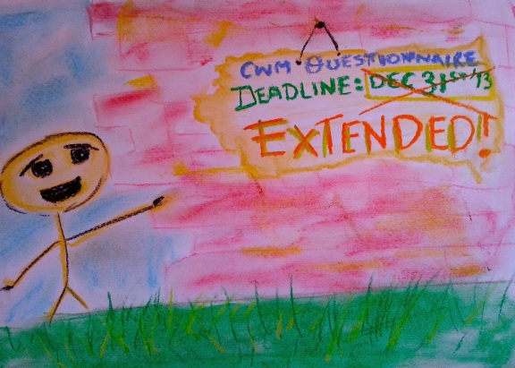 Extended Deadline!