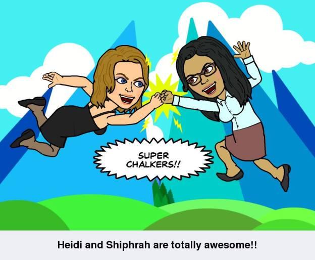 heidi & shiphrah