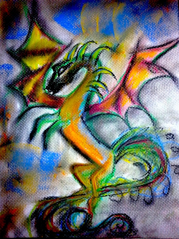 Would you fly away on a dragon?