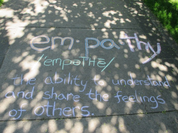 Chalky Definitions: Empathy